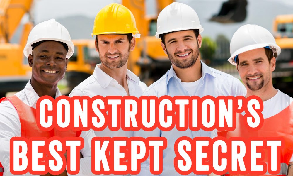 Construction industry best kept secret toolbox talks