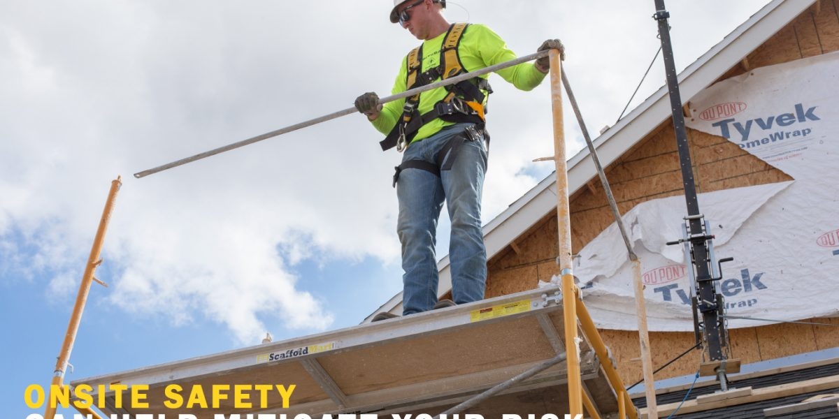 Onsite Safety Scaffolding