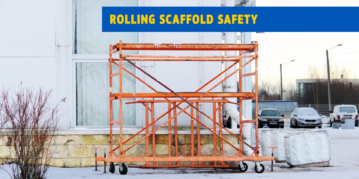 rolling scaffold
