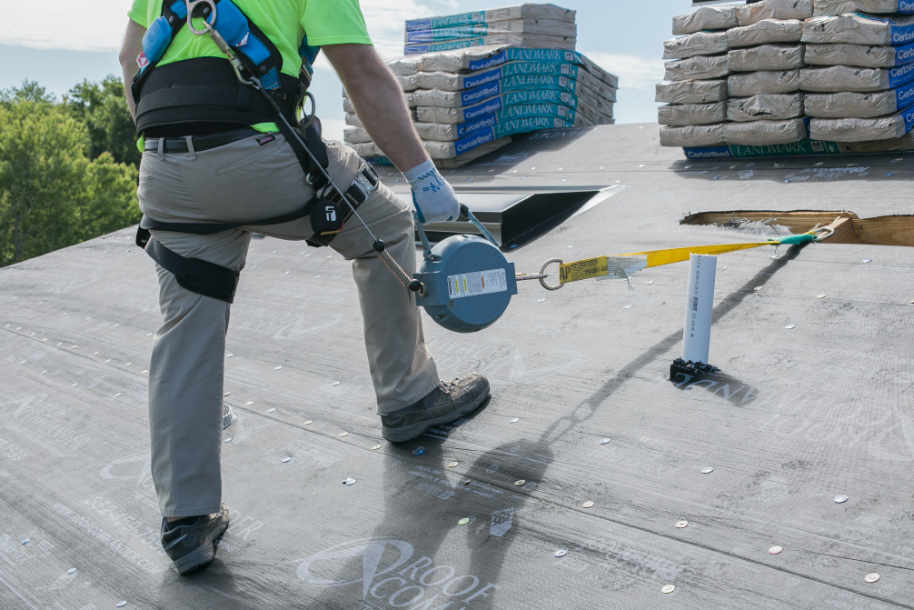Onsite Safety Roof Anchor Point Fall Protection